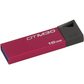 16 GB Kingston DataTraveler Mini rot USB 3.0