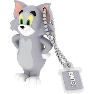 8 GB EMTEC Tom & Jerry - Tom Figur USB 2.0