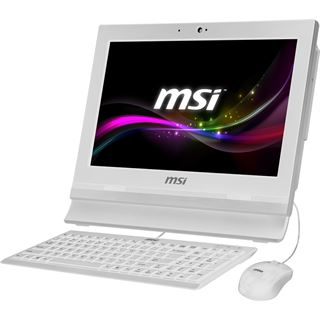 "15,6"" (39,62cm) MSI Wind Top AP1622-W10372G32X7VASX weiß 00A61312-SKU4P All-in-One PC"