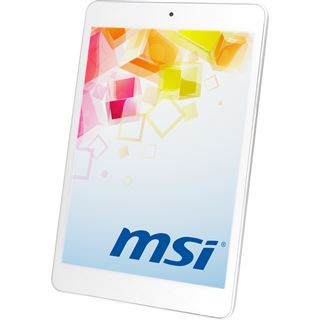 """7.85"""" (19,94cm) MSI Primo 81-216S WiFi 16GB weiss/silber"""