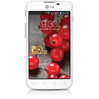 LG Electronics E455 Optimus L5 II Dual 4 GB weiß