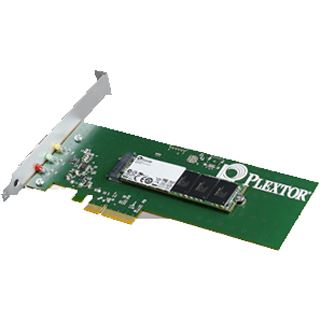 128GB Plextor M6e Add-In PCIe 2.0 x2 10Gb/s MLC Toggle (PX-AG128M6e)