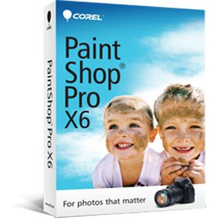 Corel PaintShop Pro X6 dt. Win (Media Kit)