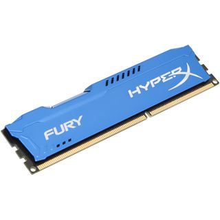 8GB HyperX FURY blau DDR3-1866 DIMM CL10 Single