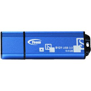64 GB TeamGroup S121 blau USB 3.0