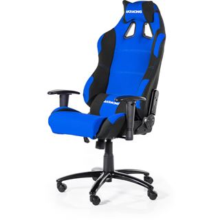 AKRacing Prime Gaming Chair - blau/schwarz