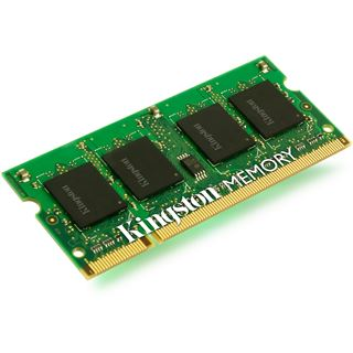 2GB Kingston ValueRAM DDR3L-1333 ECC SO-DIMM CL9 Single