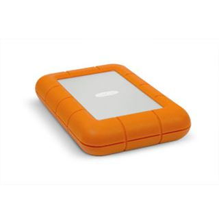 "1000GB LaCie Rugged 9000488 2.5"" (6.4cm) Thunderbolt/USB 3.0 silber/orange"