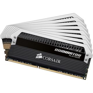 64GB Corsair Dominator Platinum DDR3-2400 DIMM CL10 Octa Kit