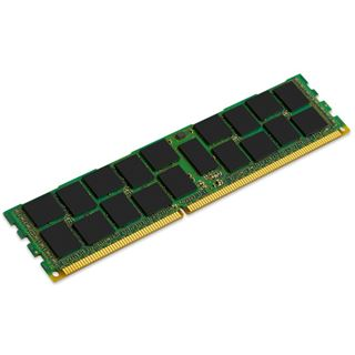 8GB Kingston ValueRAM HP DDR3L-1600 regECC DIMM CL11 Single