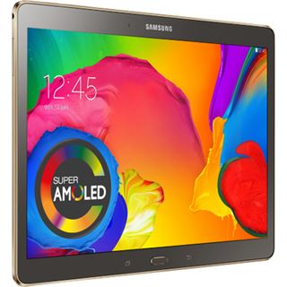 "10.5"" (26,67cm) Samsung Galaxy Tab S 10.5 T800N WiFi/Bluetooth V4.0/GPS 16GB bronze"