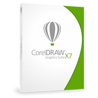 Corel CorelDraw Graphics Suite X7 Small Business 32/64 Bit Deutsch Grafik Vollversion PC/Mac (DVD)