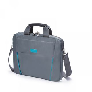 "Dicota Slim Case Base 12-13,3"" (30,48-33,78cm) grau/blau"