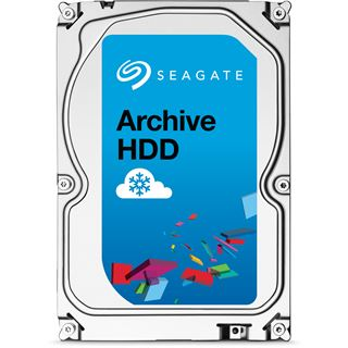 """5000GB Seagate Archive HDD Secure ST5000AS0001 128MB 3.5"""" (8.9cm) SATA 6Gb/s"""