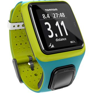 Tomtom Sport Runner Watch Limited türkis/grün
