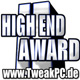 High End Award