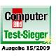 Test-Sieger (Sehr Gut - 1,28)