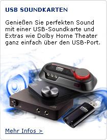 Perfekten Sound mit einer USB-Soundkarte genießen!