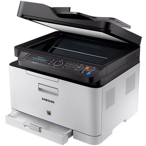samsung xpress c480fw farblaser drucken scannen kopieren lan usb 2 0 wlan. Black Bedroom Furniture Sets. Home Design Ideas