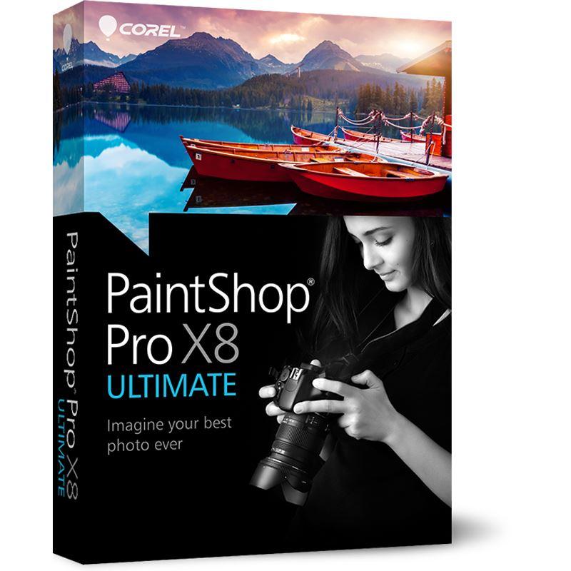 Corel Paint Shop Pro Ultimate