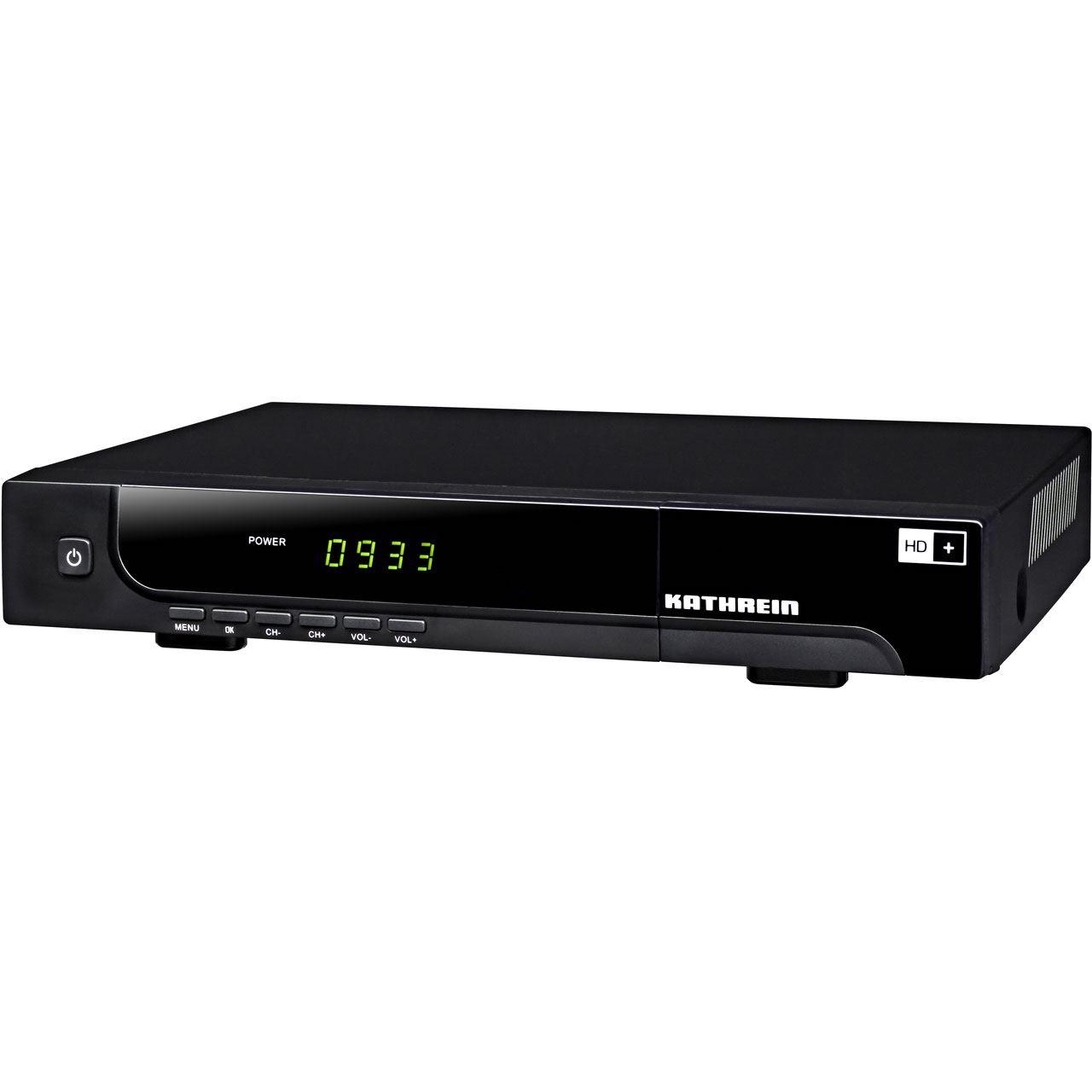 kathrein ufs 933sw hd receiver f r sat tv vibuonline. Black Bedroom Furniture Sets. Home Design Ideas
