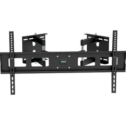 inline 23144a eck wandhalterung schwarz tv wandhalterungen speichermodule ssds. Black Bedroom Furniture Sets. Home Design Ideas