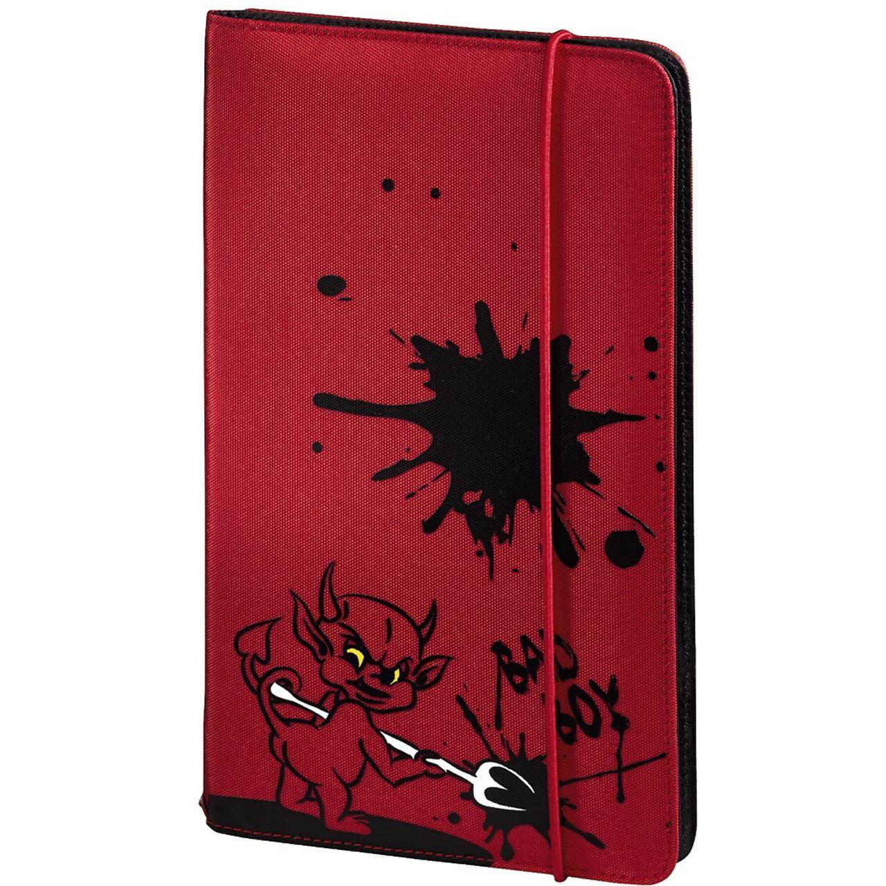 hama cd dvd blu ray up to fashion 48 rot tasche f r aufbewahrung 00095672. Black Bedroom Furniture Sets. Home Design Ideas