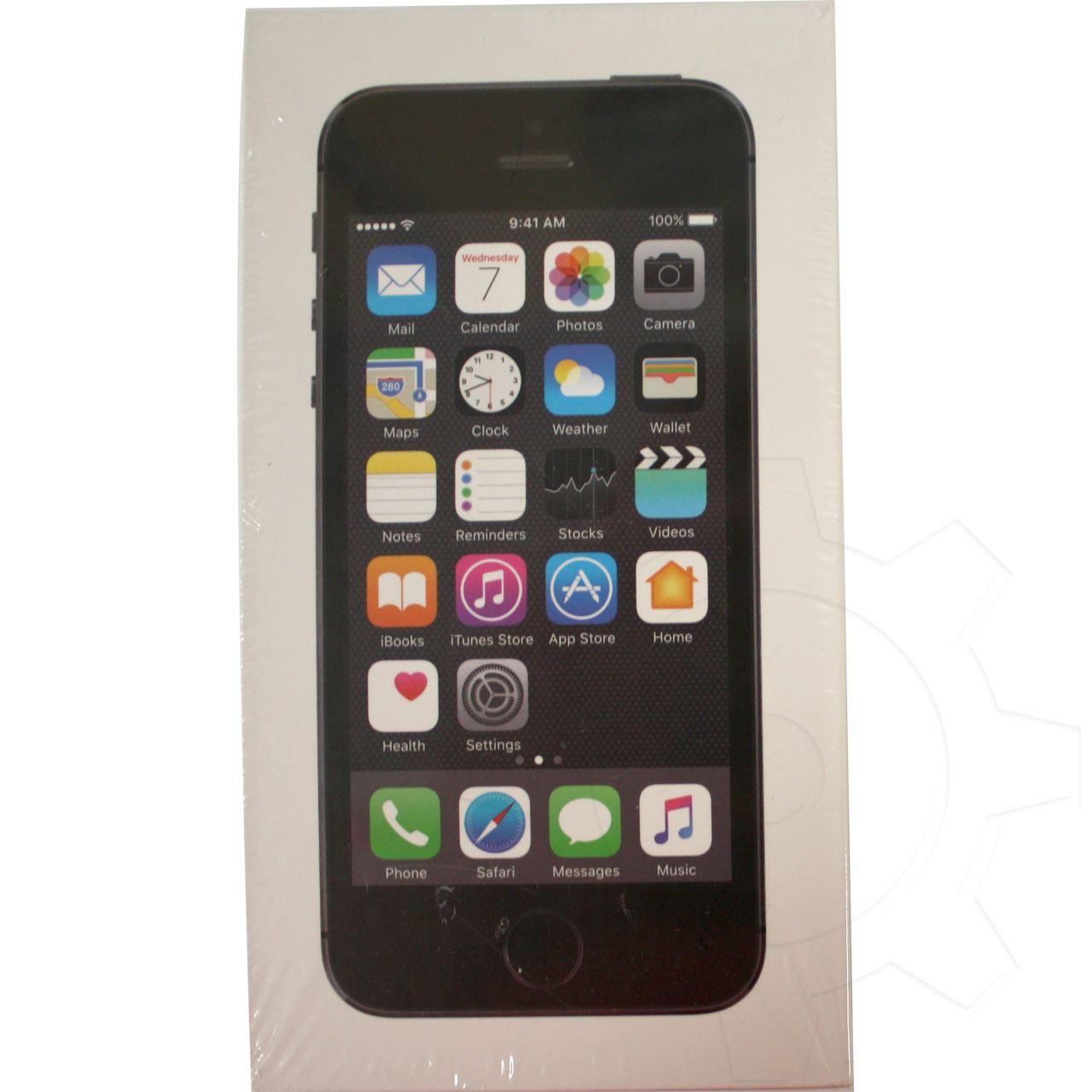 apple iphone 5s 16 gb grau smartphones ohne vertrag. Black Bedroom Furniture Sets. Home Design Ideas