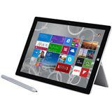 "10.8"" (27,40cm) Microsoft Surface 3 WiFi/Bluetooth V4.0 64GB schwarz"