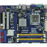 ASRock G41C-GS R2.0 Intel G41 So.775 Dual Channel DDR2/DDR3 mATX Retail
