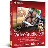 Corel VideoStudio Pro X8 int. Win Media Kit