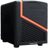 Cooltek GT-05 Mini Tower ohne Netzteil schwarz