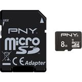 8 GB PNY Performance microSD Class 10 Retail