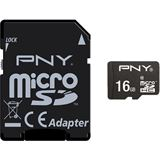 16 GB PNY Performance microSD Class 10 Retail inkl. Adapter auf SD