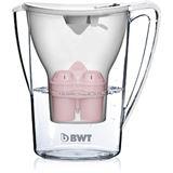 BWT Wasserfilter Penguin- silberfrei 2,7 l weiß