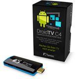 Fantec DroidTV C4 Quad Core Android TV HDMI, QuadCore 4x 1,6Ghz, 4GB