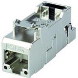 Telegärtner Modul AMJ-S CAT6A TP/LSA Snap-In 2-Pack (Keystone)