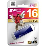 16 GB Silicon Power Blaze B05 blau USB 3.0