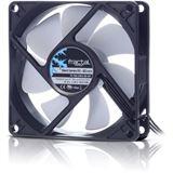 Fractal Design Silent R3 80x80x25mm 1600 U/min 18.1 dB(A) schwarz/weiß