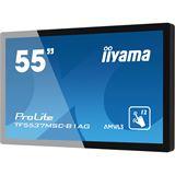 """55"""" (139,70cm) iiyama ProLite TF5537MSC-B1AG Touch schwarz"""
