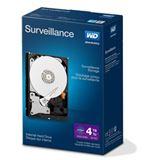 "4000GB WD Surveillance WDBGKN0040HNC-ERSN 64MB 3.5"" (8.9cm) SATA 6Gb/s"