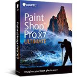 Corel Paintshop Pro X7 Ultimate englisch