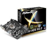 ASRock H81M-HDS R2.0 Intel H81 So.1150 Dual Channel DDR3 mATX Retail