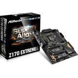 ASRock Z170 Extreme6 Intel Z170 So.1151 Dual Channel DDR4 ATX Retail