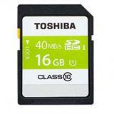 16 GB Toshiba NFC SDHC Class 10 U1 Retail