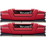 16GB G.Skill RipJaws V rot DDR4-2133 DIMM CL15 Dual Kit