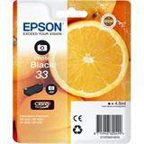 Epson Premium Ink 33 4,5ml schwarz