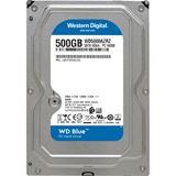 """500GB WD Blue WD5000AZRZ 64MB 3.5"""" (8.9cm) SATA 6Gb/s"""