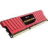 8GB Corsair Vengeance LP rot DDR3L-1600 DIMM CL9 Dual Kit