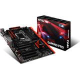 MSI B150A GAMING PRO Intel B150 So.1151 Dual Channel DDR4 ATX Retail